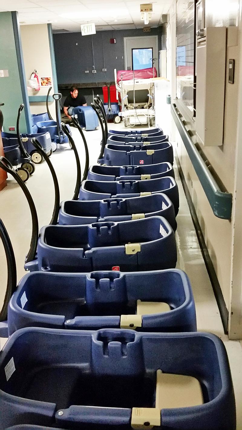 Wagon Donation Denver Hospital - The Step2 Blog