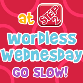 Wordless Wednesdays GO SLOW