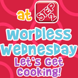 Wordless Wednesdays lets get cooking
