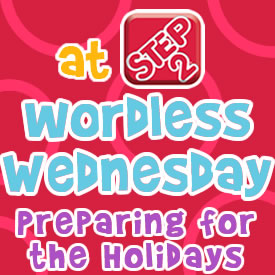 Wordless Wednesdays prepping