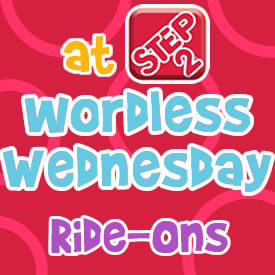 Wordless Wednesday Ride-Ons