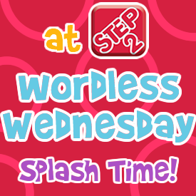 Wordless Wednesday Splash Time