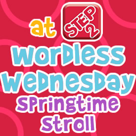 Wordless Wednesdays spring stroll