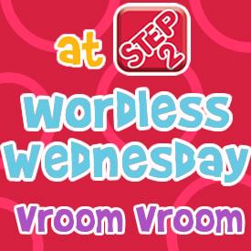 Wordless Wednesdays vroomvroom