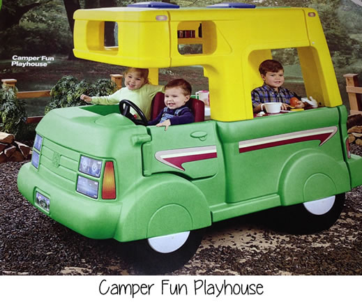 camper fun playhouse