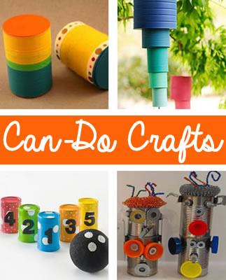 can crafts