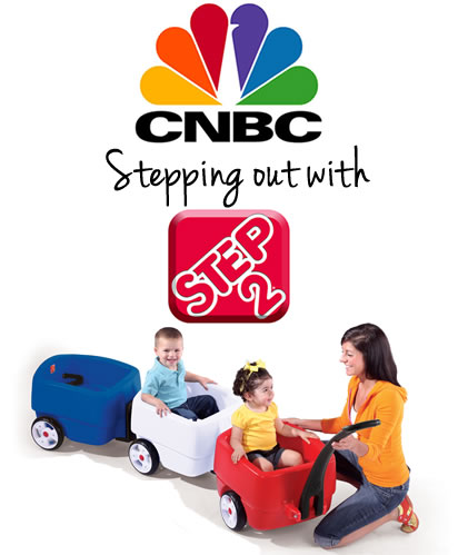 cnbc stepping out