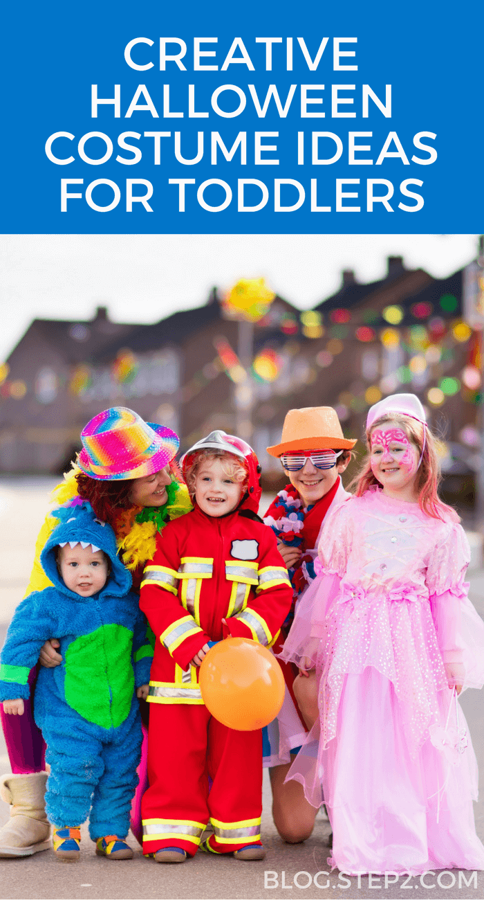 creative halloween costume ideas for toddlers