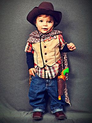 cuddly cowboy