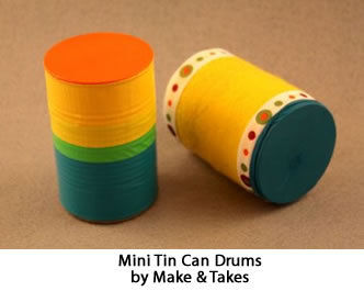 can drums