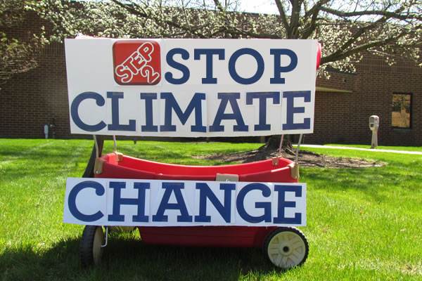Wordless Wednesday Stop Climate Change