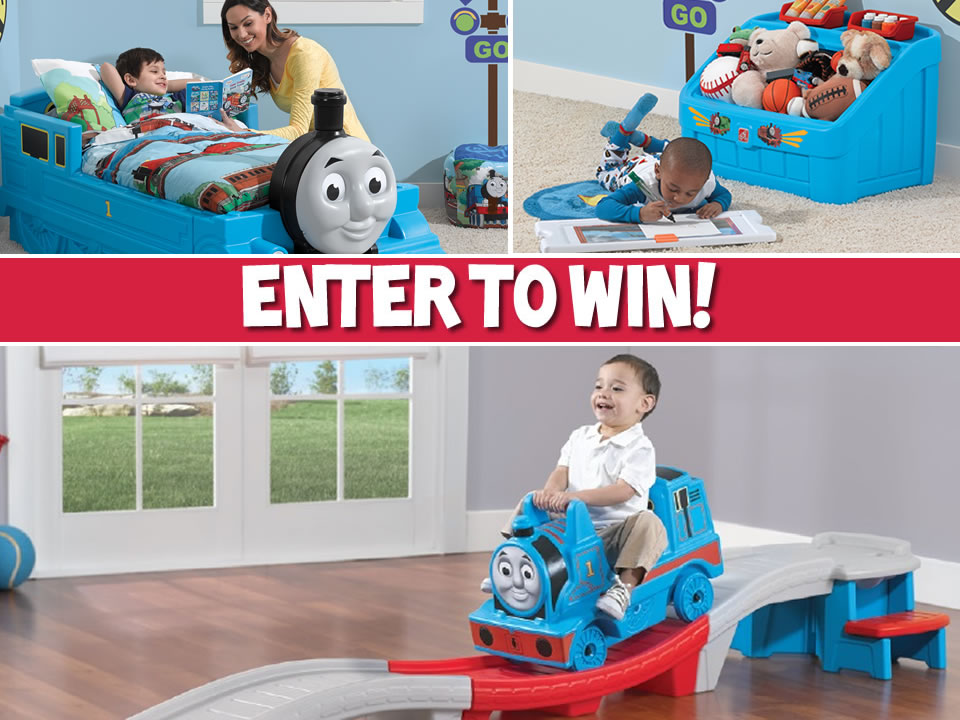Enter to Win Thomas Combo