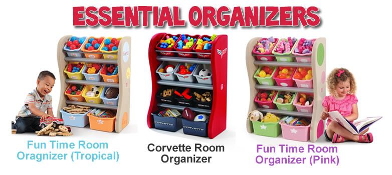 essential organizers