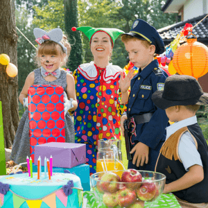 fall birthday party ideas for kids
