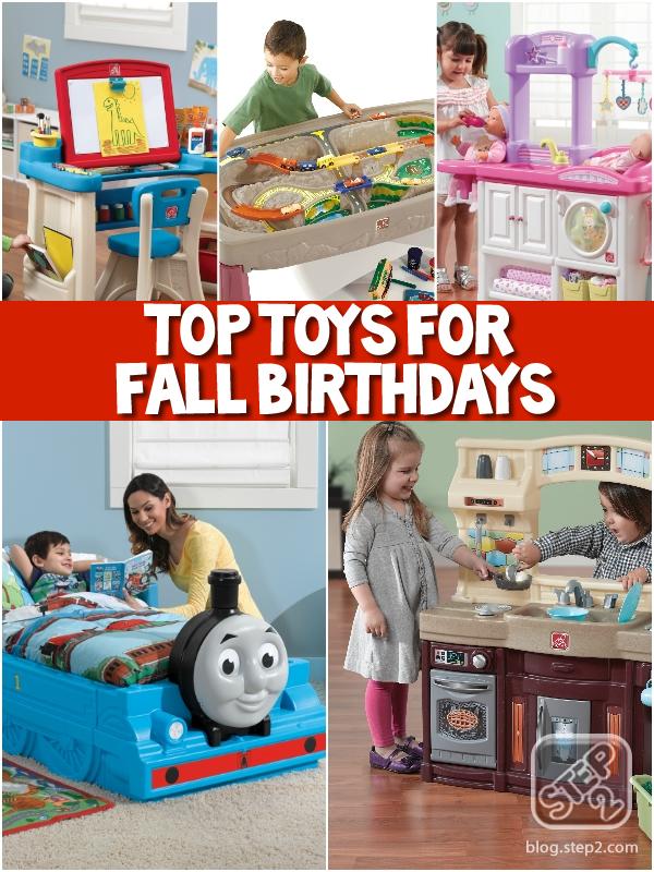 fall toys