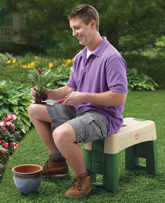 garden kneeler