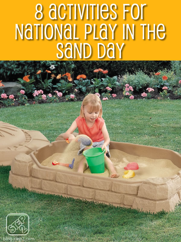 National Play in the Sand Day
