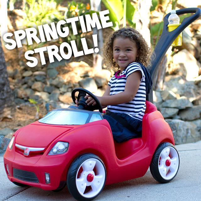springtimestroll