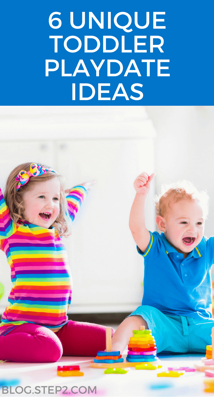 toddler playdate ideas