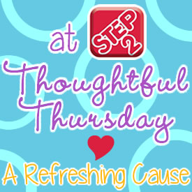 Thoughtful Thursday: A Refreshing Cause