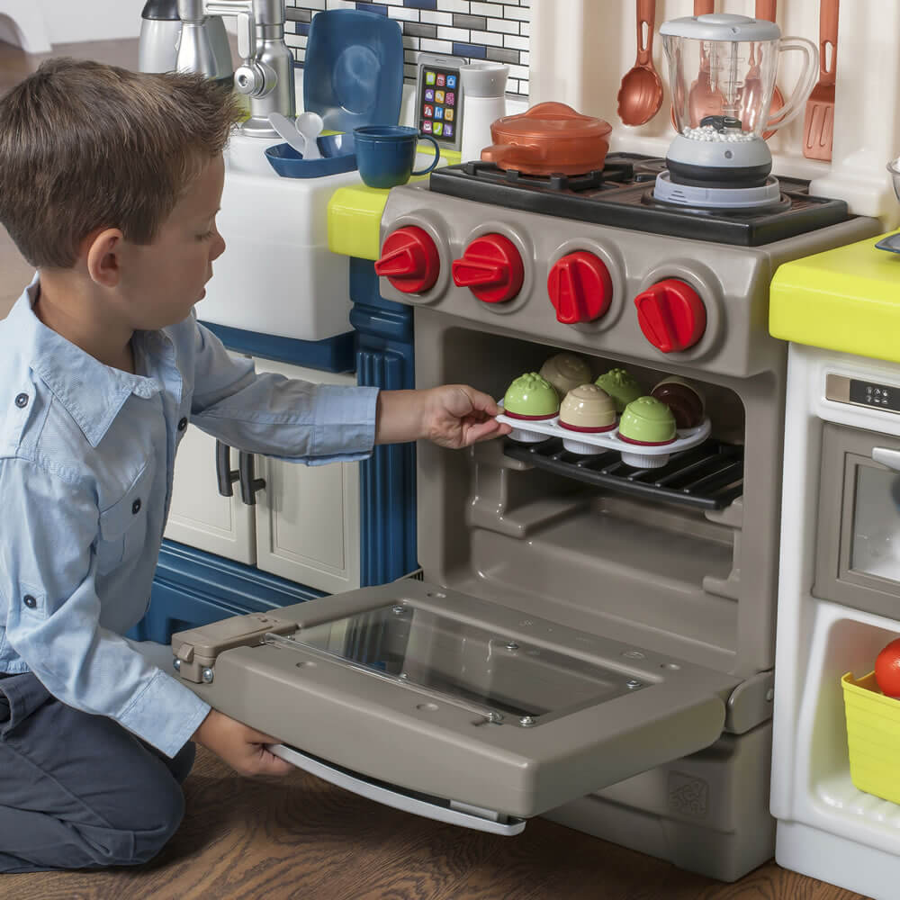 tips for cooking with kids oven