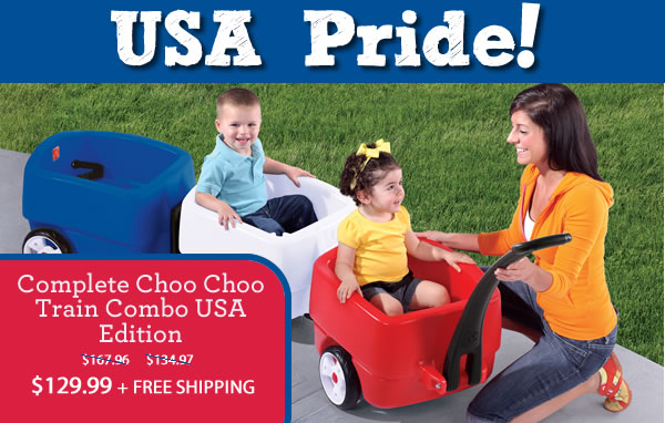 usa choo choo sale