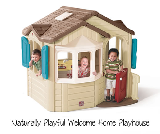 welcome home playhouse