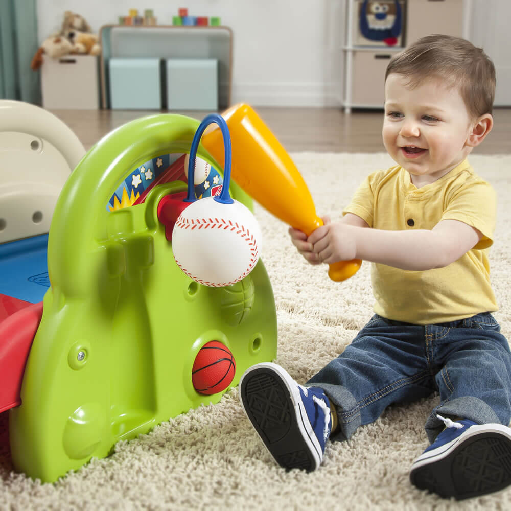 why kids should play sports toddler baseball