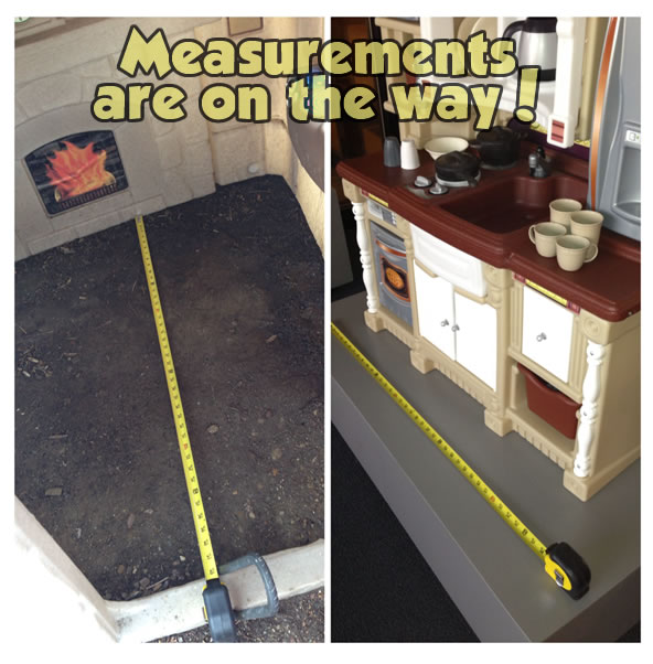 wordless wednesday measurements