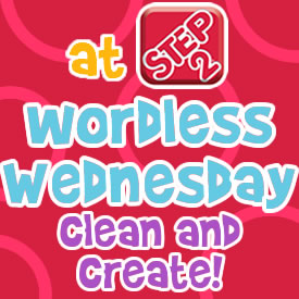 Wordless Wednesday Clean and Create