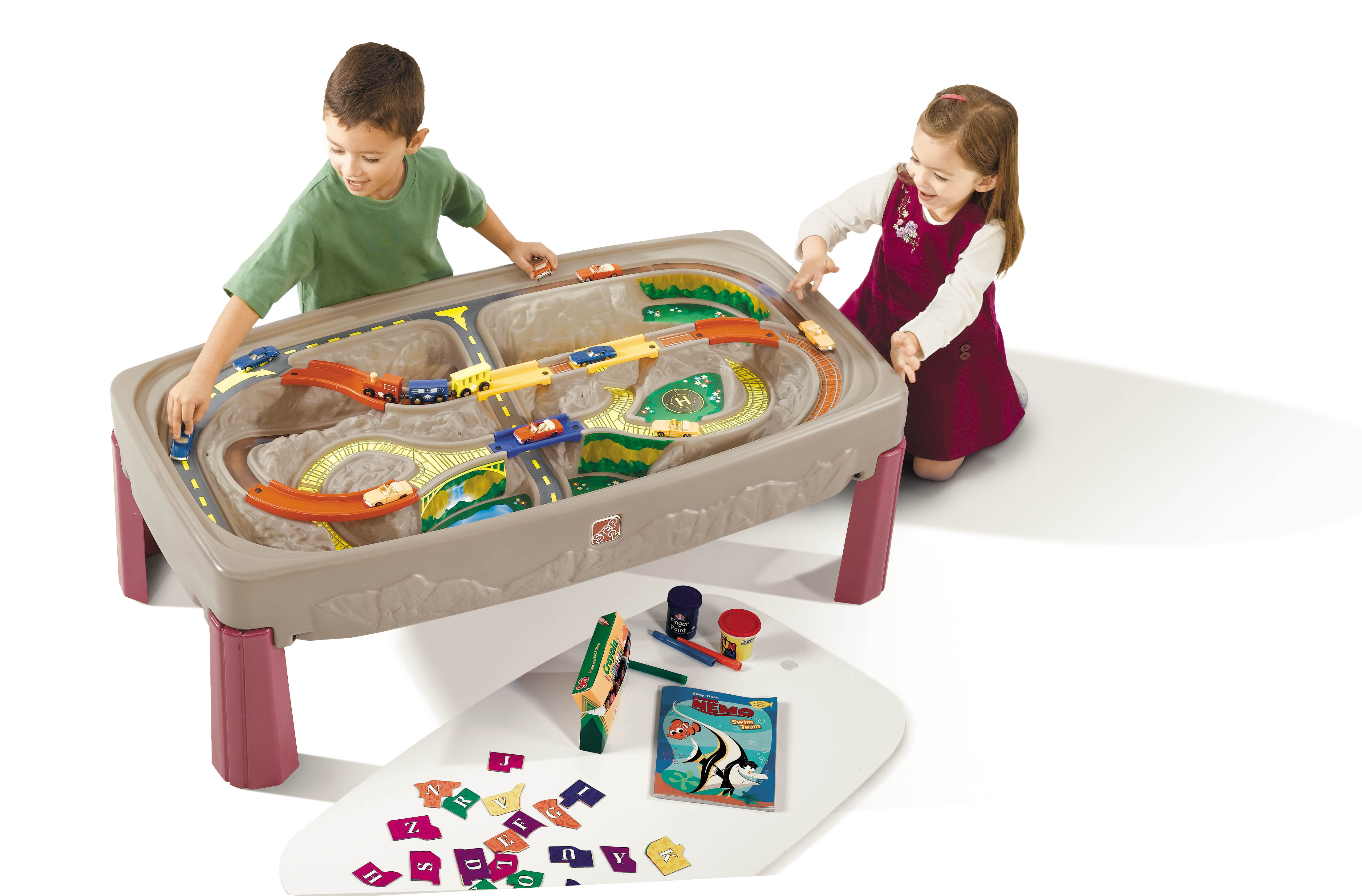 5 Toys Kids Can with Dad Step2 Blog