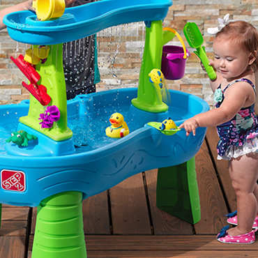 Featured Water Table