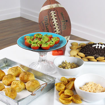 Recipes for game day!