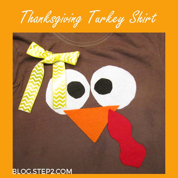 Step2 Blog Thanksgiving Turkey Shirt