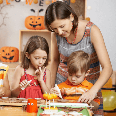 easy pumpkin recipes for kids featured