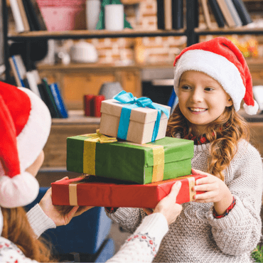 holiday charity ideas gifts